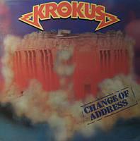 CD диск Krokus - Change of Address