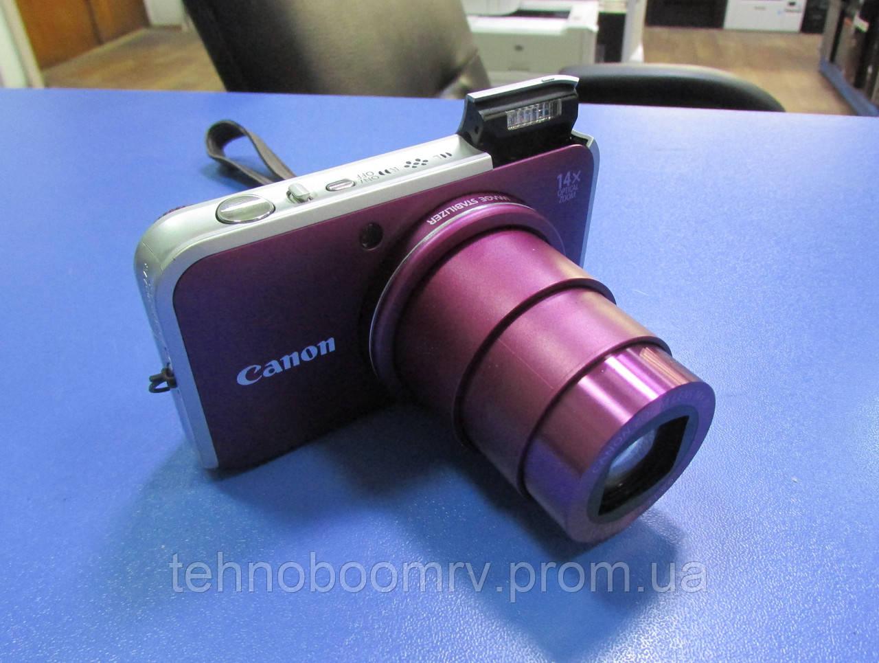 Фотоаппарат Canon SX210 IS - 14MP - ЗУМ: Оптич. 14Х; Цифр.4Х + подарок