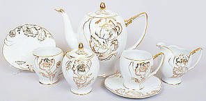 Чайный сервиз Princess Gold-C78 15 предметов