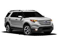 Защита картера двигателя и кпп Ford Explorer  2012-, фото 1