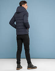 11 Киро Токао | Зимняя куртка на подростка 6015-1 серая, фото 3