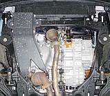 Защита картера двигателя и кпп Ford Explorer  2012-, фото 3