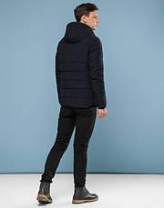11 Киро Токао | Зимняя куртка подростковая 6016-1 черная, фото 3