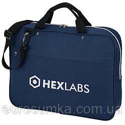 Корпоративна сумка з логотипом від 50 шт.