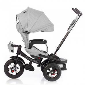 Детский трехколесный велосипед Tilly Cayman с пультом, фото 2