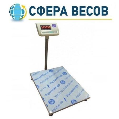 Весы товарные электронные Днепровес ВПД FS608-A (600 кг)