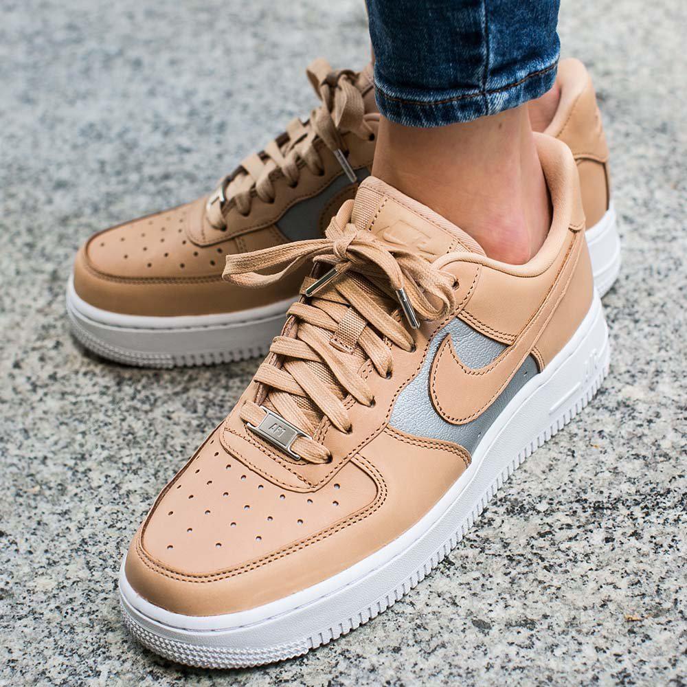 "ОРИГІНАЛ! Кросівки Nike Wmns Air Force 1 Premium Originals ""Biege"" (Бежеві)"