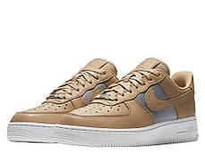 "ОРИГІНАЛ! Кросівки Nike Wmns Air Force 1 Premium Originals ""Biege"" (Бежеві), фото 3"