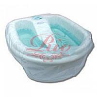 Защитный чехол на ванночку педикюрную 50шт TM RIO