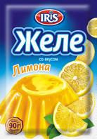 Желе зі смаком Лимон
