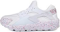Мужские кроссовки Nike Air Huarache White Найк Аир Хуарачи белые