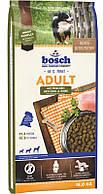 Сухой корм Бош Эдалт (Bosch Adult) с птицей и просом, 15 кг