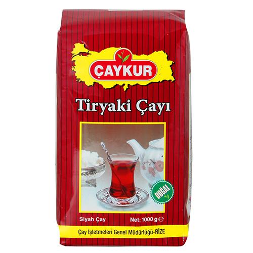 Чай черный турецкий Тирияки (Tıryakı Çayı), 1 кг ТМ ÇAYKUR