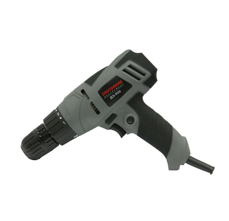 Шуруповерт мережевий Електромаш ДЕ-950/2