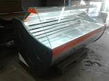 Морозильная витрина Технохолод 2 м. бу. Прилавок морозильный  бу, фото 2