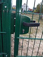 Калитка для забора из сварной сетки в Одессе, фото 1