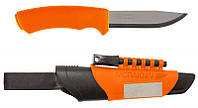 Нож туристический Morakniv Bushcraft Survival Orange