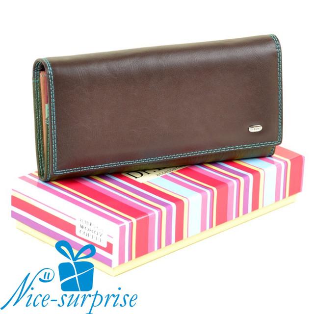 купить купить натуральныйкожаный женский кошелёк в Днепропетровске