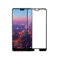 Nillkin HUAWEI P20 3D CP+MAX Anti-Explosion Glass Screen Protector Black Защитное Стекло, фото 1
