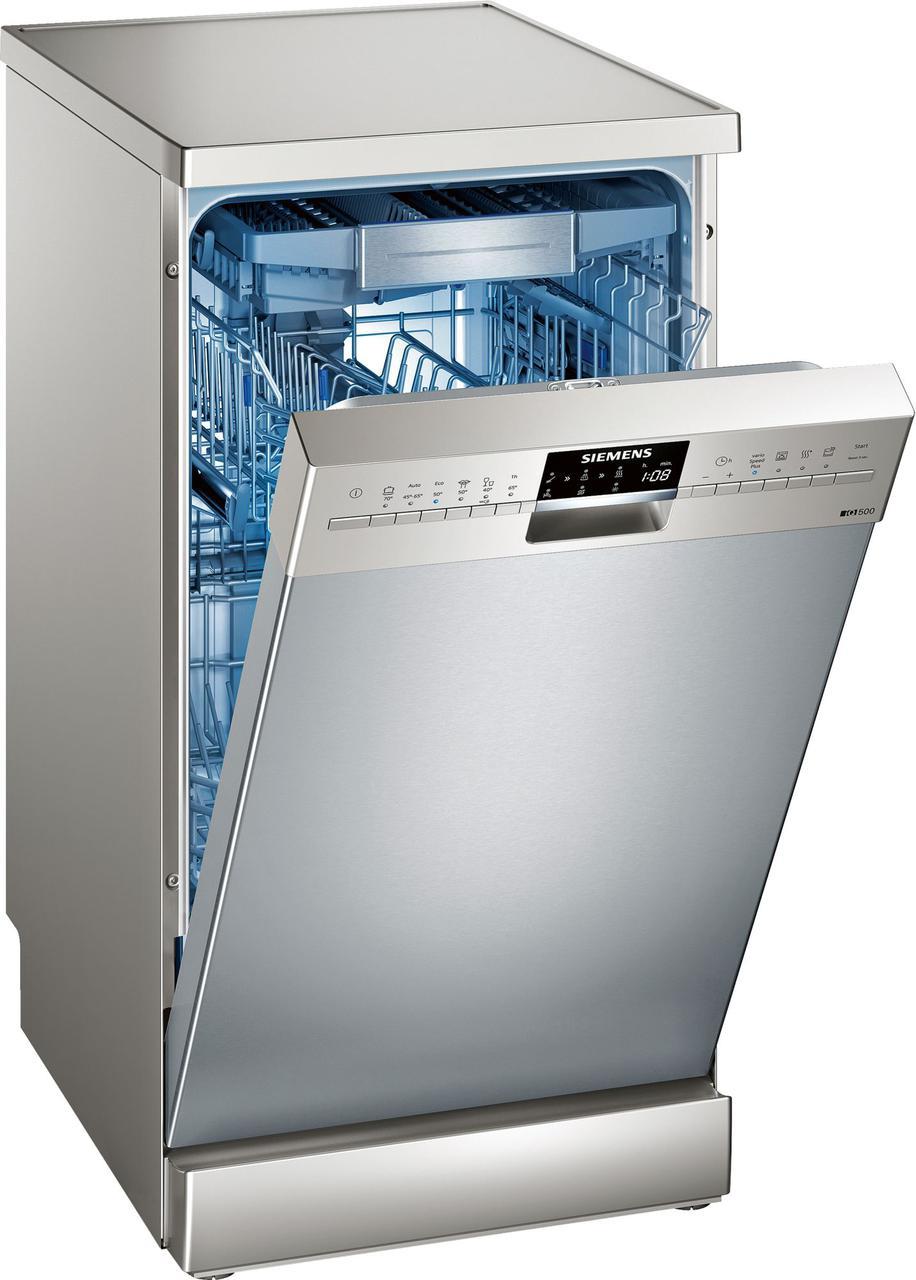 Отдельно стоящая посудомоечная машина Siemens SR256I00TE