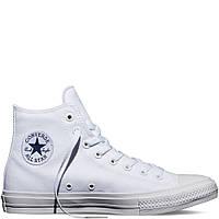 "Кеды Converse Chuck Taylor All Star II High ""White"" (Белые)"