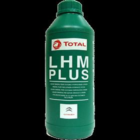 Масло гидравлическое Total LHM PLUS 1л, фото 2