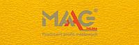 Кромка ПВХ Желтый 207 MAAG 0.6х22 мм.