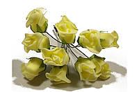 Роза 10792-1-6-1 желтая, фото 1