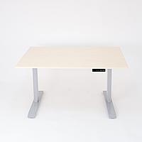 Стол для работы стоя и сидя регулируемый по высоте электроприводом Ergo Place Basic, фото 1