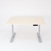 Стол для работы стоя и сидя регулируемый по высоте электроприводом Ergo Place Basic