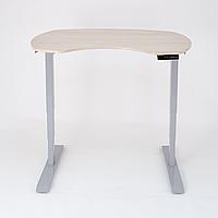 Ergo Place Custom Эргономичный стол для работы стоя и сидя регулируемый по высоте электроприводом, фото 1