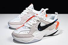 Кроссовки Nike M2K Tekno Off-White (Белые), фото 3