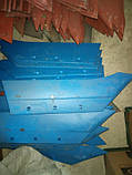 Лемех плуга Bomet  кованый, высококачественная сталь устойчивая к износу. Усиленный. Широкий., фото 3