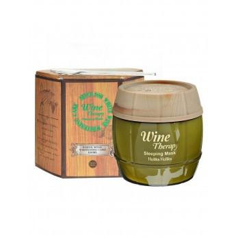 Holika Holika Ночная Винная Маска Wine Therapy Sleeping Mask Pack White Wine 120ml
