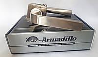 Ручка дверная на розетке Armadillo Kea матовый никель (Китай)