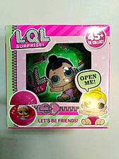 Кукла-шарик LOL, Кукла-сюрприз LQL в шарике, Кукла Лол, шар сюрприз, Cюрприз кукла в яйце