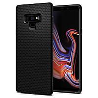 Чехол Spigen для Samsung Note 9 Liquid Air, Black (599CS24580)