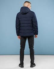 11 Киро Токао | Зимняя куртка 6015 т-синяя, фото 3