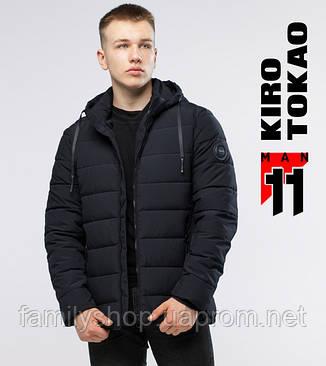11 Kiro Tоkao | Куртка зимняя 6016 черная, фото 2