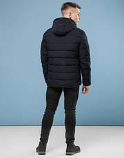 11 Kiro Tоkao | Куртка зимняя 6016 черная, фото 3
