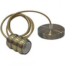 Подвесной светильник на текстильном шнуре GAUS, фото 2