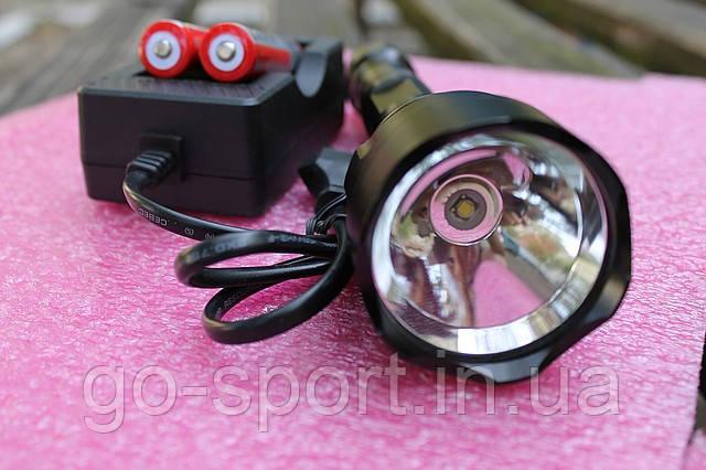 Мощный светодиодный Фонарь TrustFire T1 CREE XM-L T6 1600LM