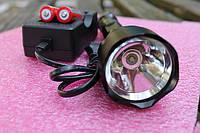 Мощный светодиодный Фонарь TrustFire T1 CREE XM-L T6 1600LM, фото 1
