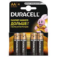 Батарейки DURACELL Basic AA 1.5V LR6 4шт (5000394052536)