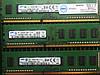 Оперативна пам`ять SAMSUNG DDR3 2GB  PC3 12800U 1600mHz Intel/AMD - Фото