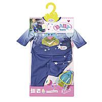 Одежда для куколки Вечерний наряд, синий, BABY born (824818)