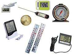 Термометры. Гигрометры. Барометры. Домашние метеостанции