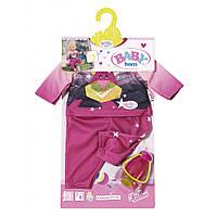 Одежда для куколки Вечерний наряд, розовый, BABY born (824818)
