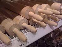 Деревянные скалки,качалки, фото 1