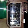 Коптильня 1300л -холодного и горячего копчения, +просушка. Нержавейка внутри, крыша домиком, фото 4